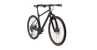 2022 Marin DSX FS front view Gloss Black/Grey.