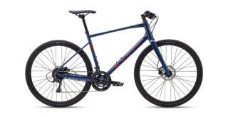2022 Fairfax 3 Gloss Dark Blue/Roarange
