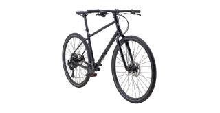 2022 Muirwoods front view Gloss Black/Reflective Black