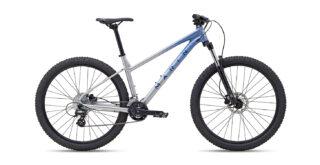 2022 Marin Wildcat Trail 3 Gloss Silver/Light Blue/Dark Blue.