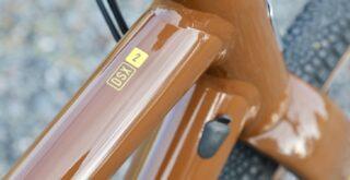Marin DSX 2 headtube detail.