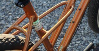 Marin Larkspur 2 frame detail.