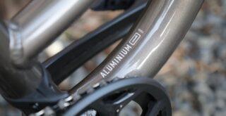 Marin Stinson ST2 Series 1 Aluminum frame callout.