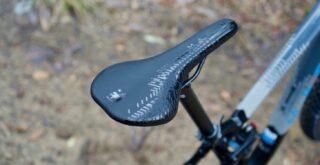 Marin Rift Zone 29 1 saddle detail.