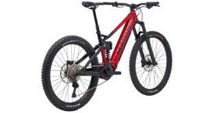 2021 Alpine Trail E1 rear 3/4.