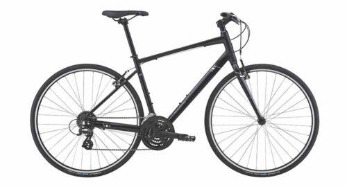 2016 Marin Fairfax SC1 700 C 6061 Aluminium Commuter//Gravier Cadre Satin Noir