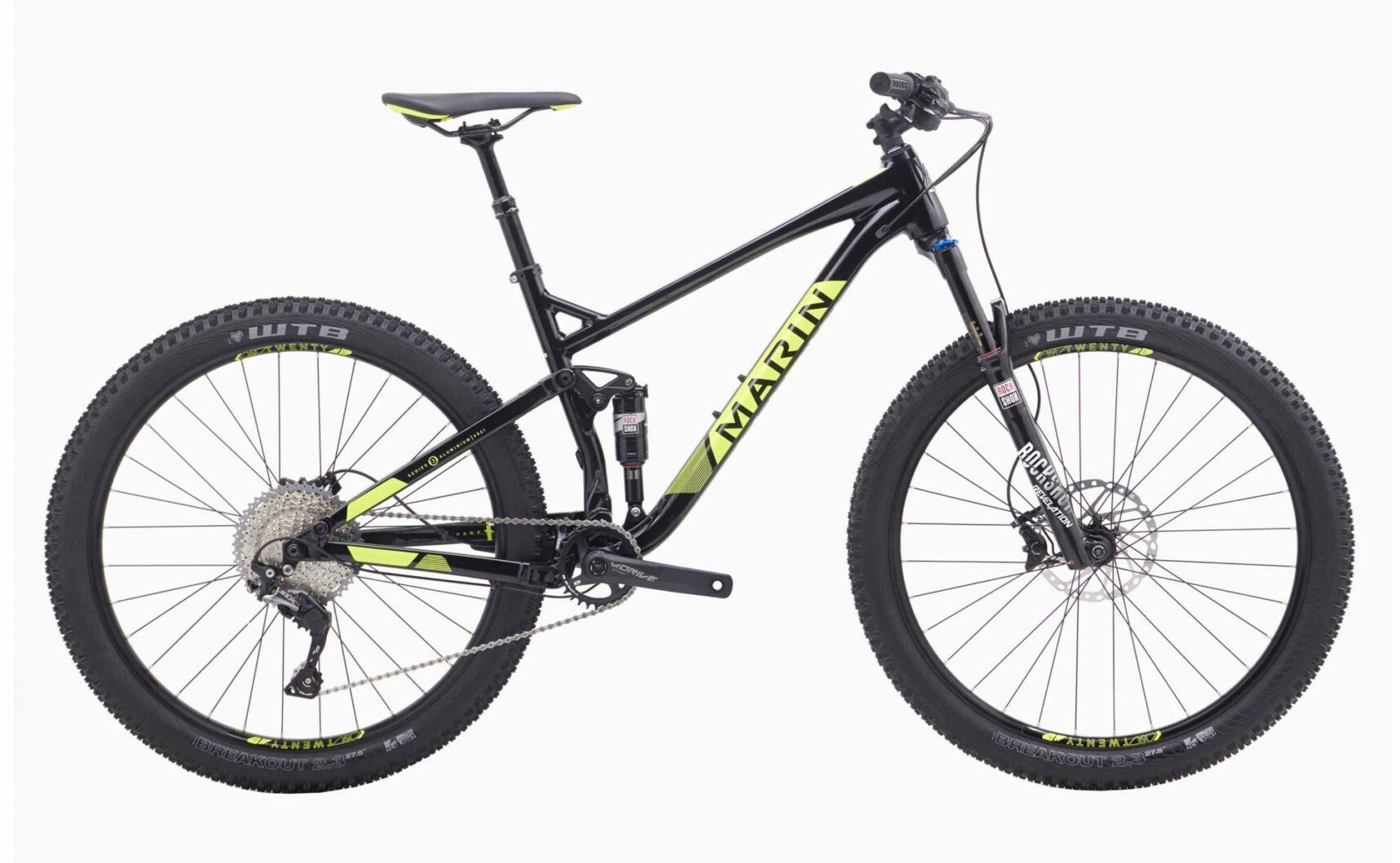 Marin Larkspur 2 bike detail.