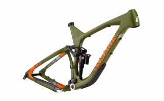 2016 Marin Attack Trail Carbon front 3/4.