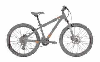 2016 Marin Bayview Trail 24 Disc profile.