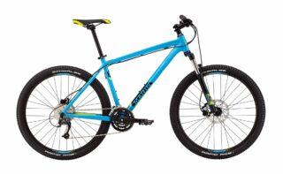 2016 Marin Bobcat Trail 7.4 profile.