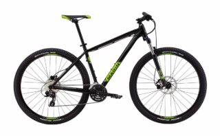 2016 Marin Bobcat Trail 9.3 profile.