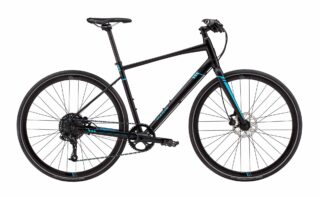 2016 Marin Fairfax SC5 profile.