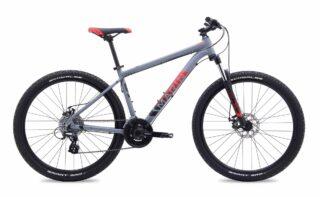 2017 Marin Bolinas Ridge 2 profile, grey.