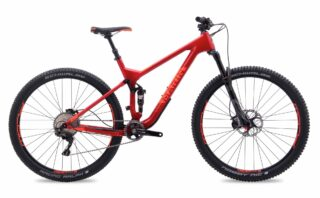 2017 Marin Rift Zone 8 profile.