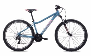 2017 Marin Wildcat Trail 1 profile, blue.