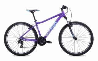 2017 Marin Wildcat Trail 1 profile, purple.