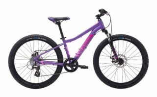 2018 Marin Bayview Trail profile, purple.