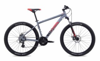 2018 Marin Bolinas Ridge 2 profile, grey.