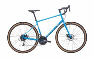 2018 Marin Four Corners profile, blue.