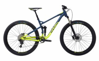 2018 Marin Rift Zone 2 profile.