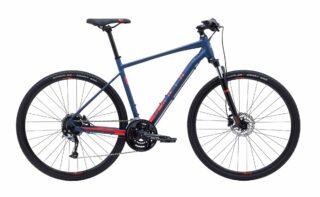 2018 Marin San Rafael DS3 profile.