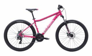 2018 Marin Wildcat Trail profile, pink.