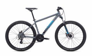 2019 Marin Bolinas Ridge 2 profile, grey.