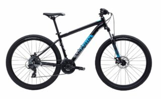 2019 Marin Bolinas Ridge 1 profile, black.