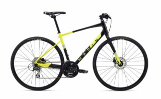 2019 Marin Fairfax 2 profile.