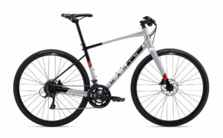2019 Marin Fairfax 3 profile.