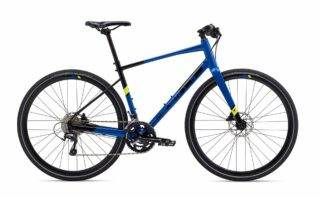 2019 Marin Fairfax 4 profile.
