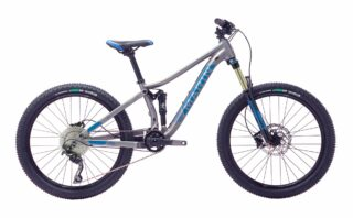 2019 Marin Hawk Hill Jr profile, silver/blue.