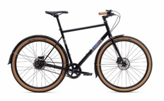 2019 Marin Nicasio RC profile, black.