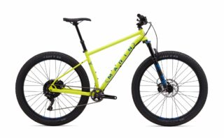 2019 Marin Pine Mountain 2 profile.