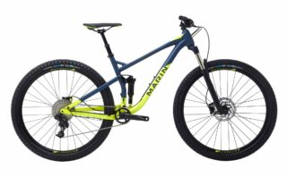 2019 Marin Rift Zone 2 profile.