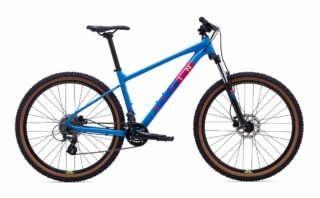 2020 Marin Bobcat Trail 3 profile, blue.