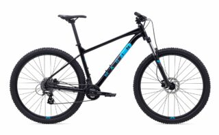 2020 Marin Bobcat Trail 3 profile, black.