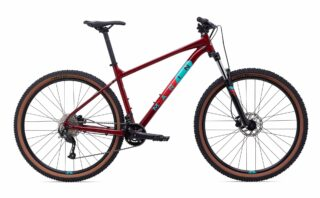 2020 Marin Bobcat Trail 4, crimson.