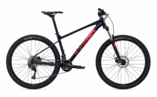 2020 Marin Bobcat Trail 4 profile, blue.