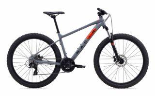 2020 Marin Bolinas Ridge 1 profile, grey.