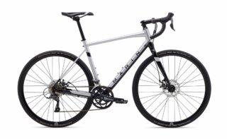 2020 Marin Gestalt profile, silver/black.