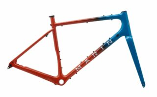 2020 Marin Headlands frame kit profile.