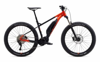 2020 Marin Nail Trail E1 profile.
