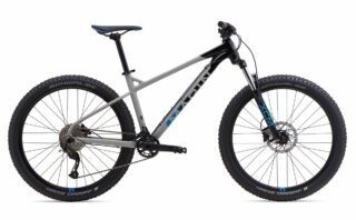 2020 Marin San Quentin 1 profile, black/grey.