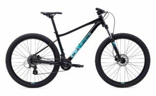 2020 Marin Wildcat Trail 3 profile, black.