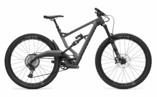 2020 Marin Wolf Ridge Pro XTR profile.