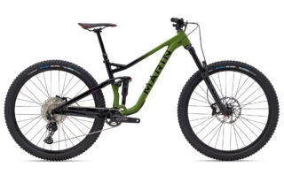 2021 Marin Alpine Trail 7 profile.