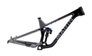 2021 Marin Alpine Trail Carbon 2 frame kit profile.