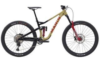 2021 Marin Alpine Trail XR profile.
