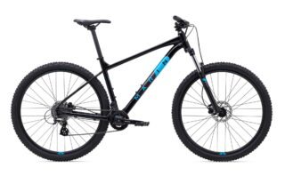 2021 Marin Bobcat Trail 3 profile, black.